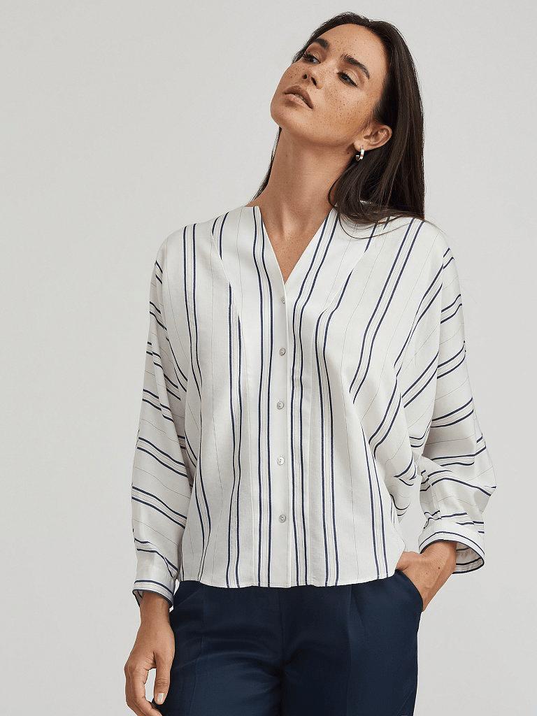 Блуза в полоску Charuel