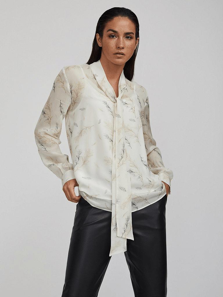 Блуза с лентами Charuel